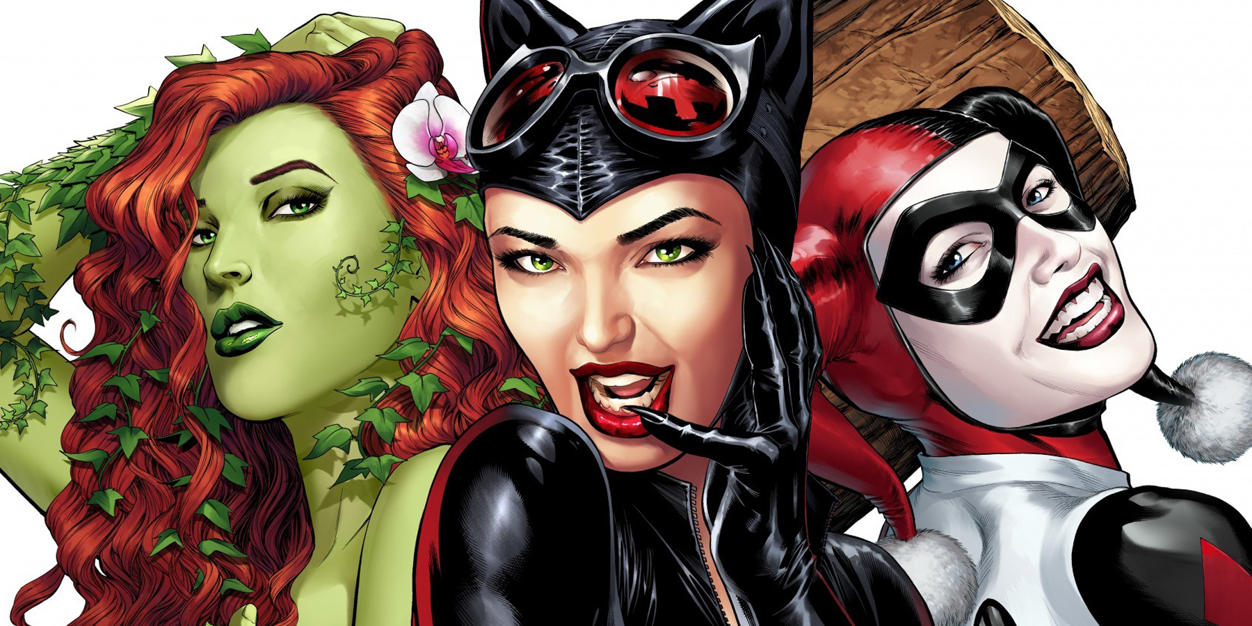 Gotham City Sirens DC Comics