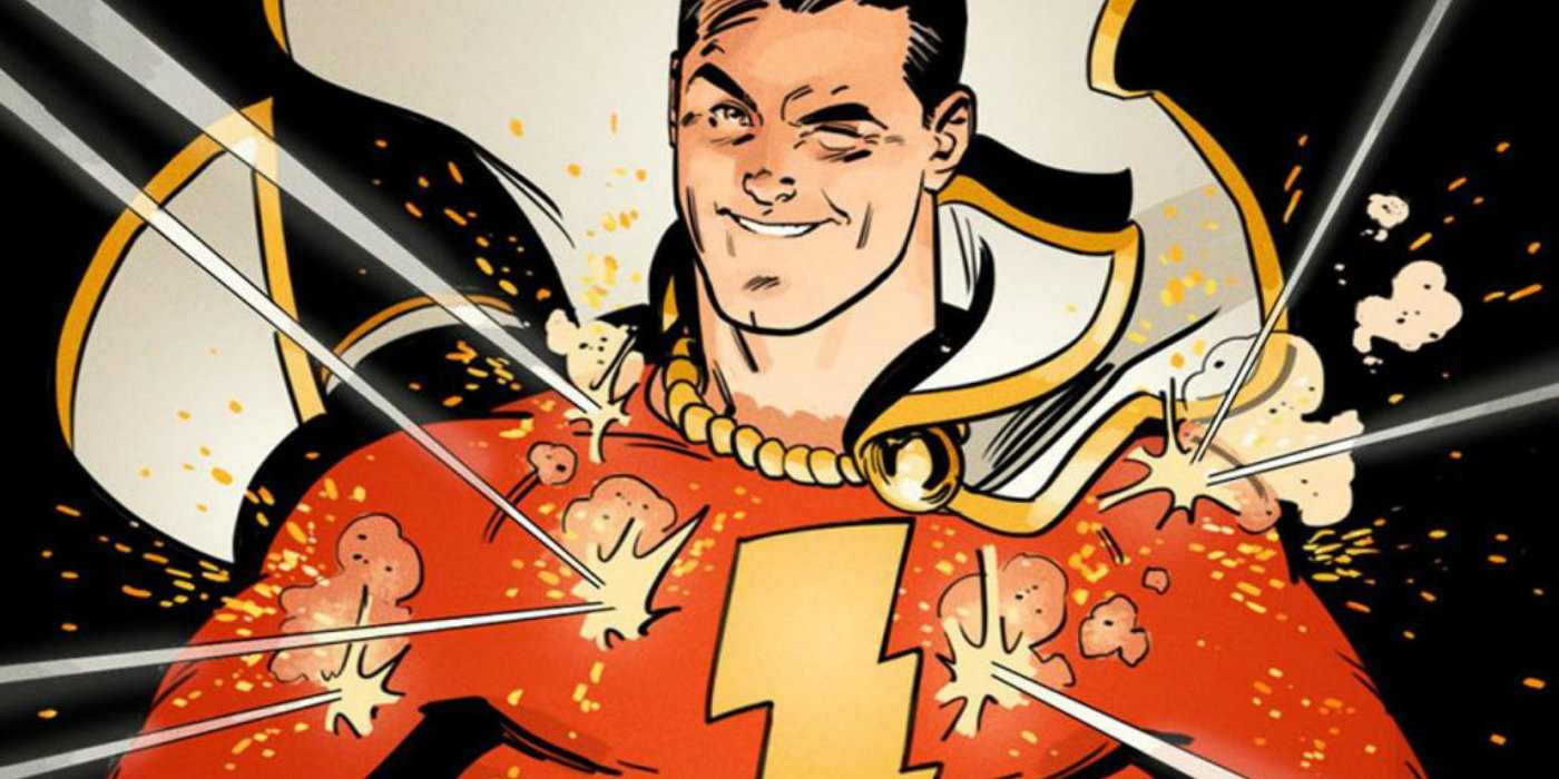Shazam Will Be the Next DC Movie to Film, Director Confirms