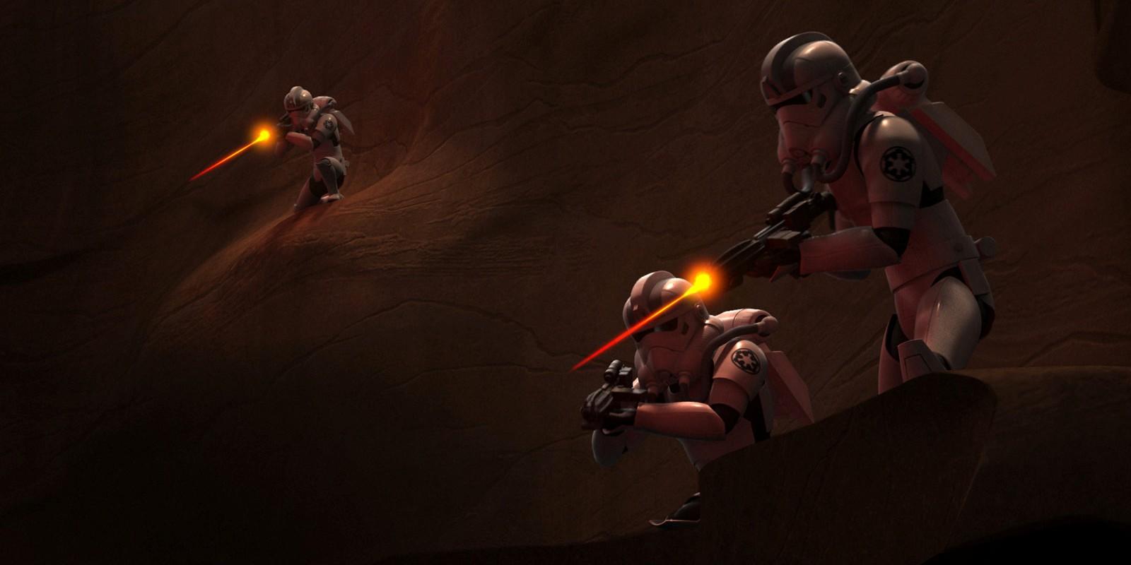 Jump Troopers Star Wars Rebels