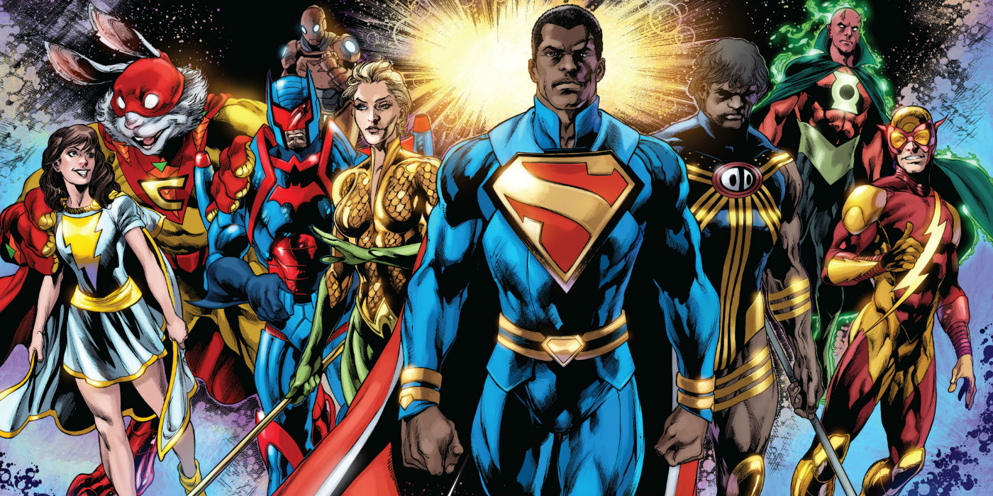 Just-Us League: 15 Other Justice League Teams | CBR