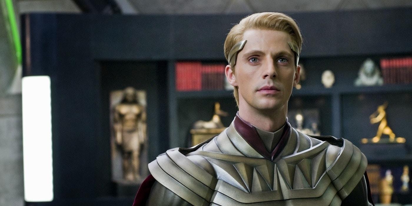 Matthew Goode as Ozymandius in Watchmen