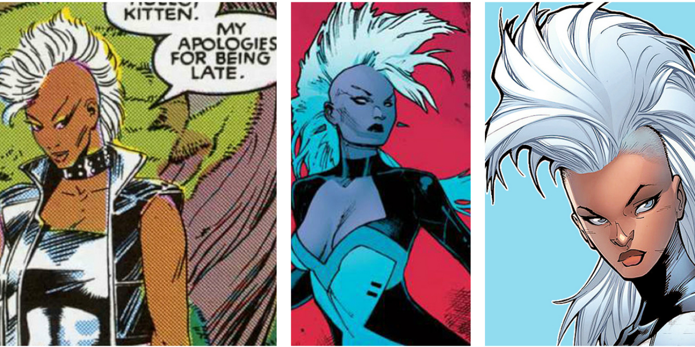 15 Most Iconic Hairstyles In Comic Books