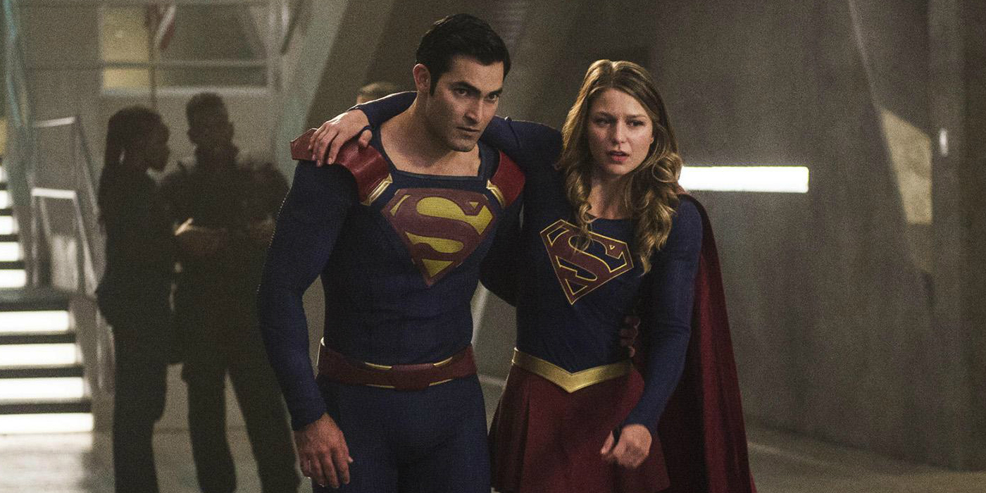 Supergirl Ep Talks The Return Of Superman And The