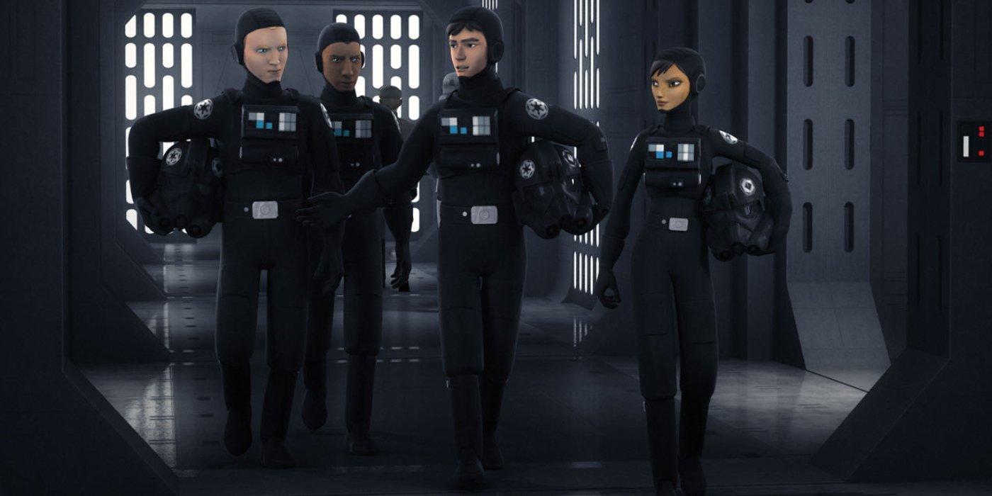 Wedge Hobbie Star Wars Rebels