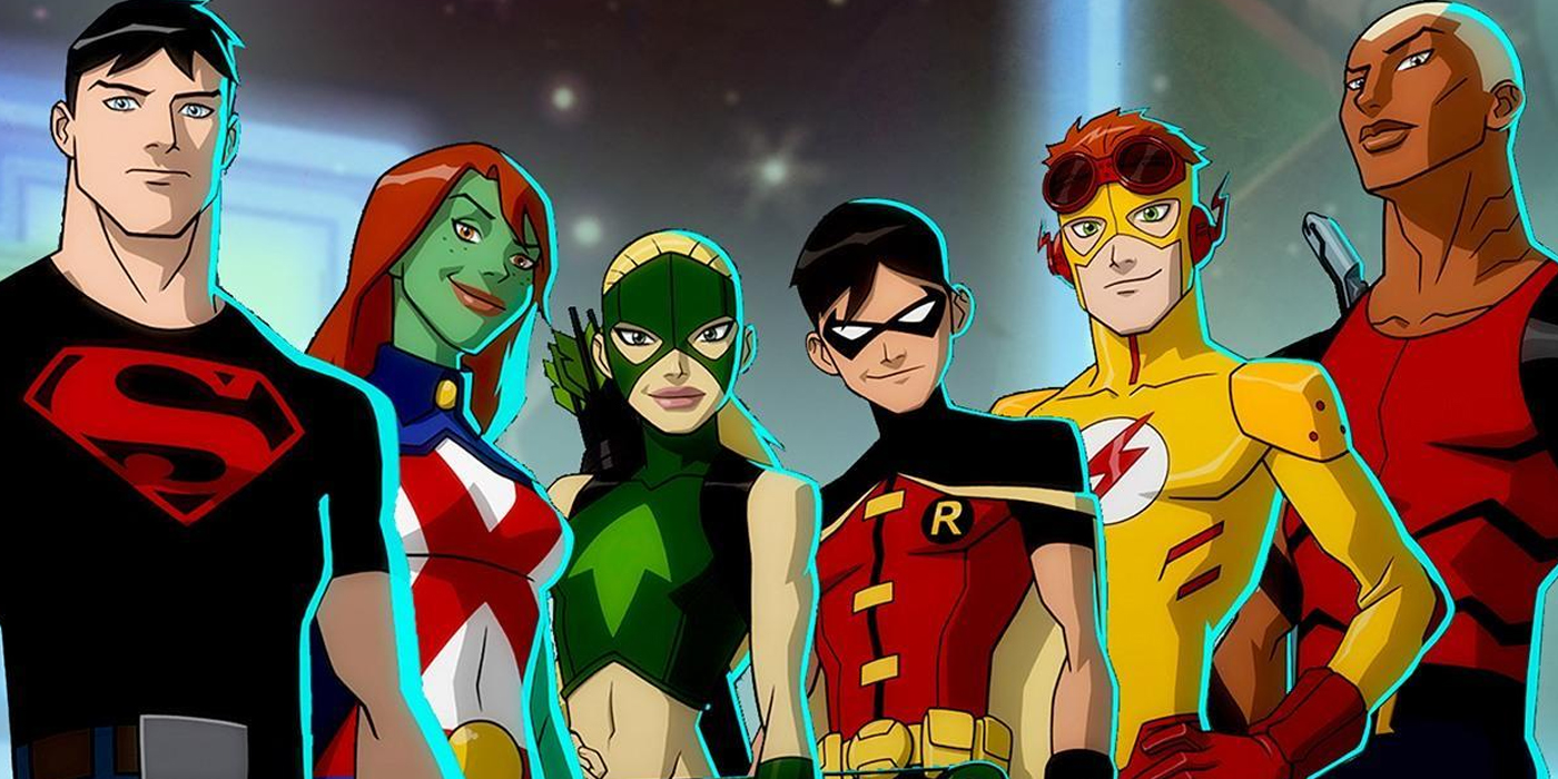 Young Justice Staffel 3