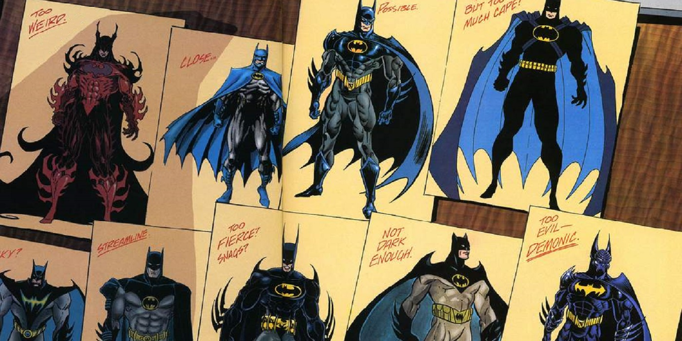 Batman His Best And Worst Costumes Cbr