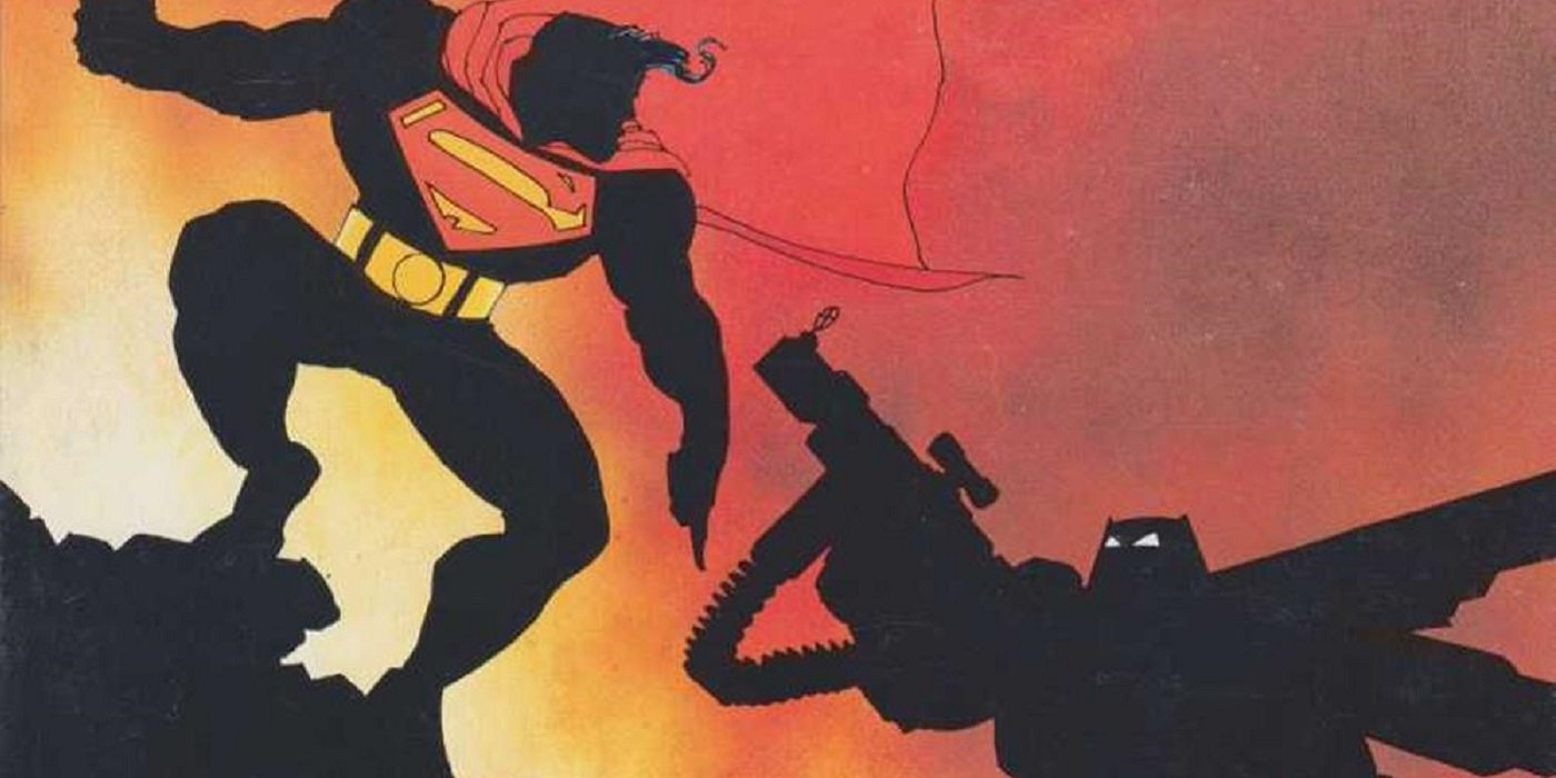 Batman, The Dark Knight III: The Master Race - Wikipedia ...