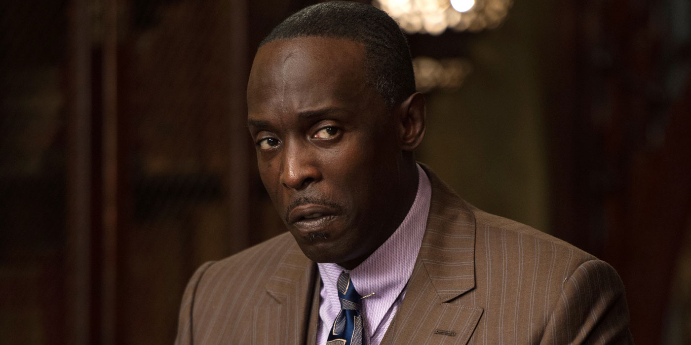 Michael K. Williams Wants 'Another Shot' at a Star Wars Film