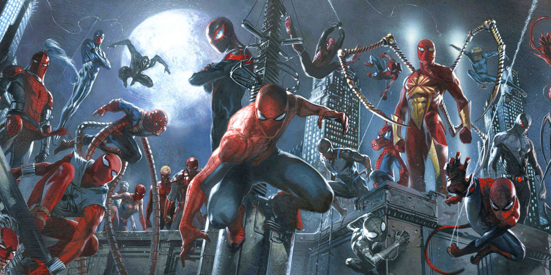 What the Heck Is the Spider-Verse?