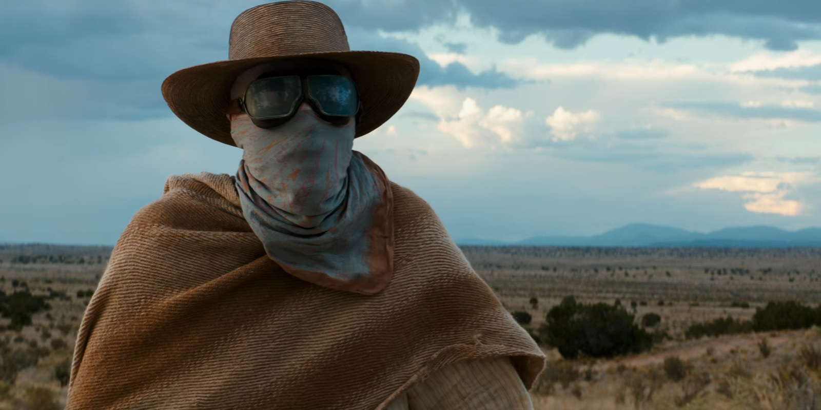 "Stephen Merchant as Caliban in ""Logan"""