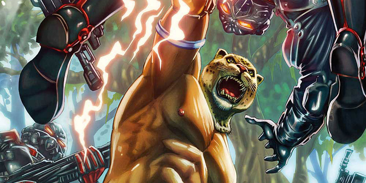 EXCLUSIVE: Get Ready for the Next Battle with Tekken #2 Covers