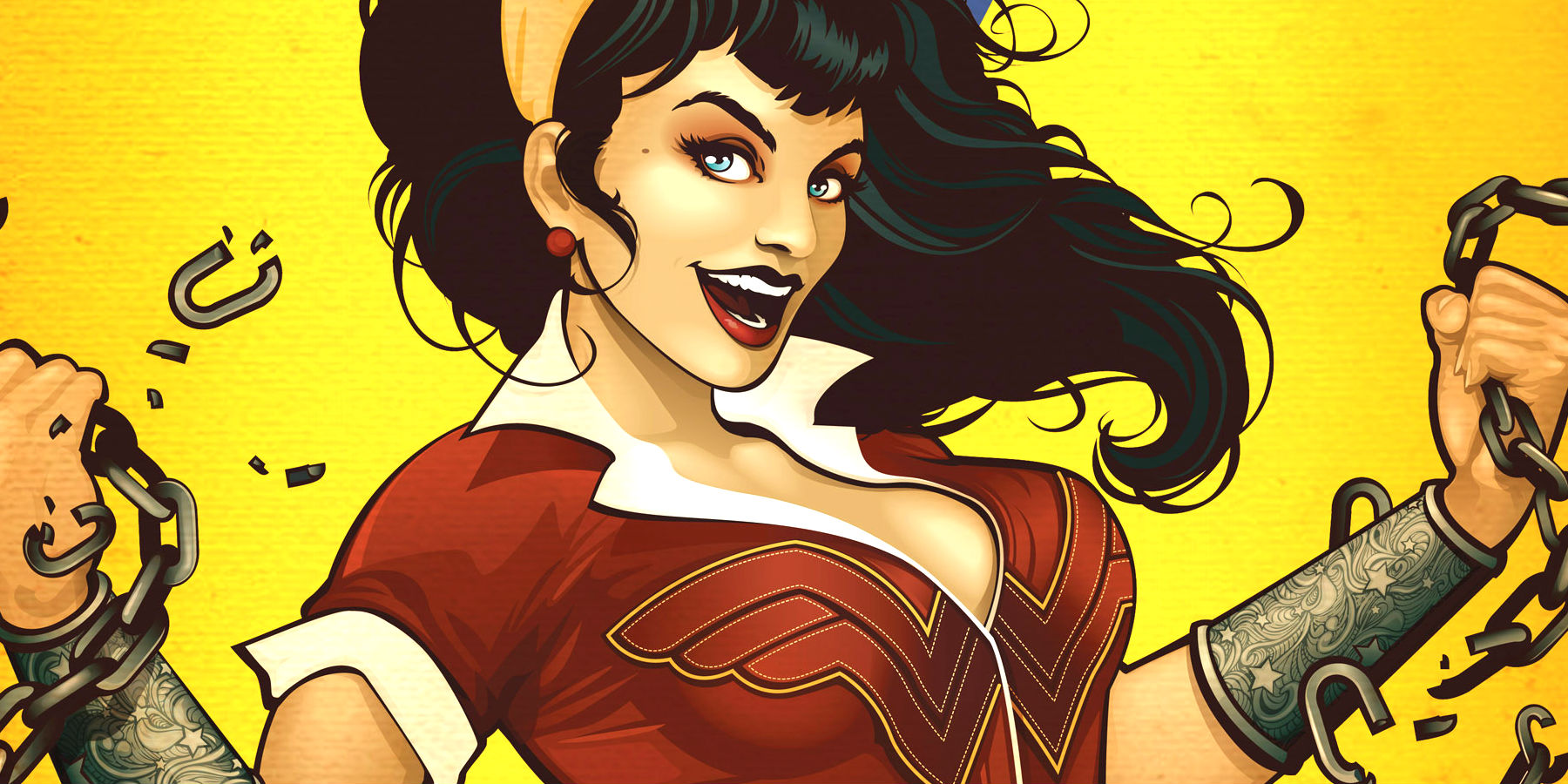 The 15 Most Powerful Women In Dc Comics