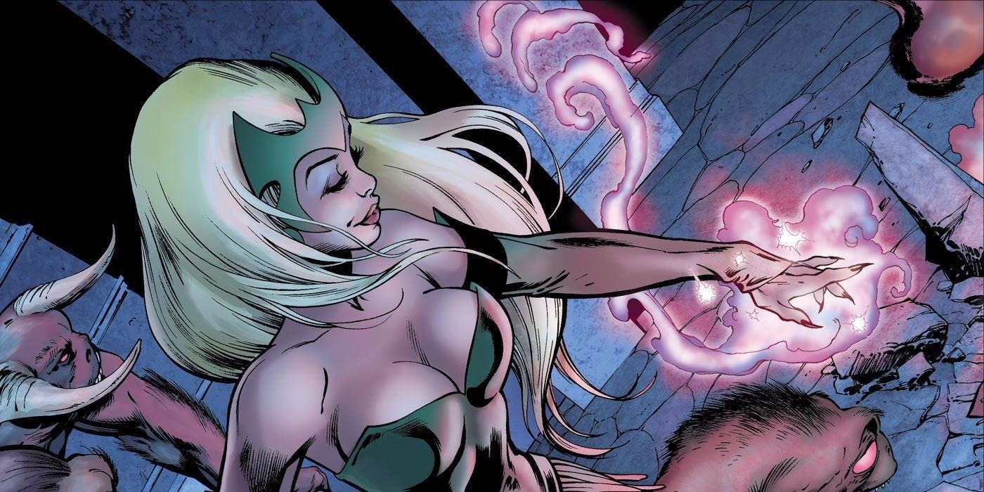 Amora (Marvel Comics) header
