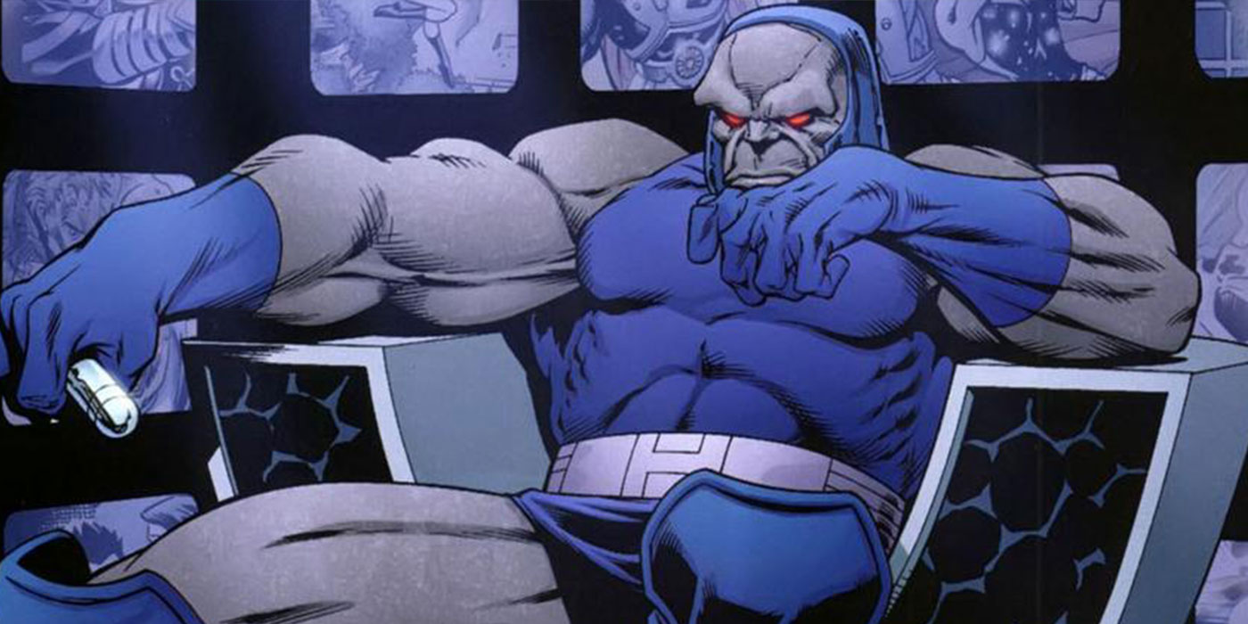 Darkseid-Throne