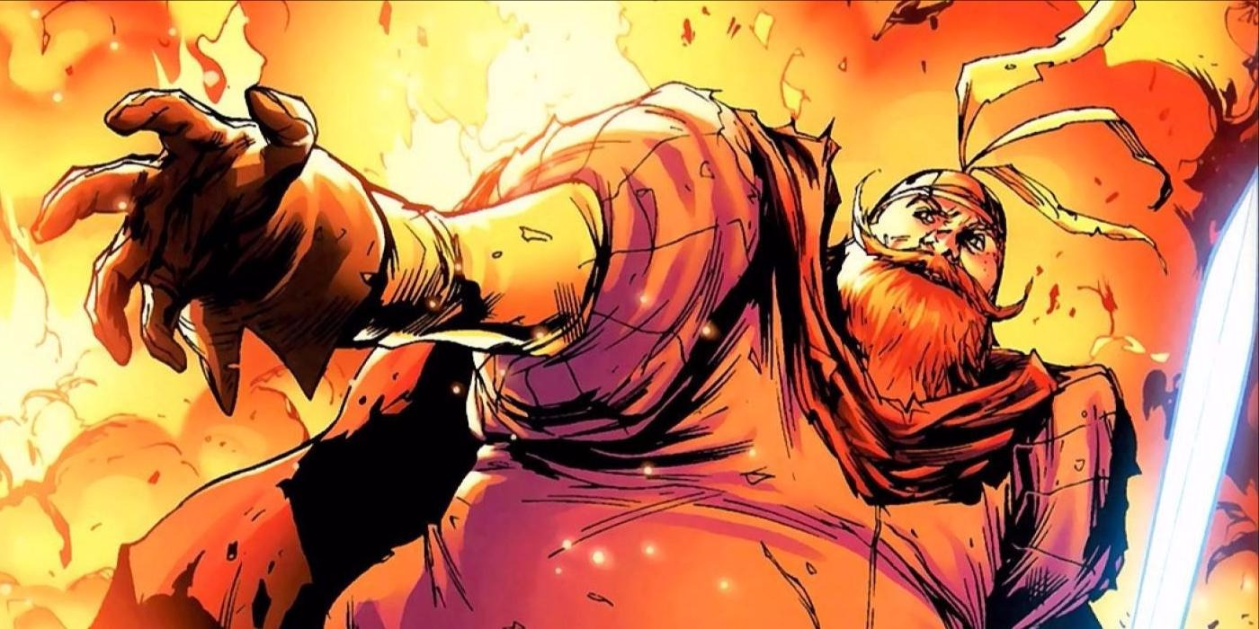 Volstagg (Marvel Comics)