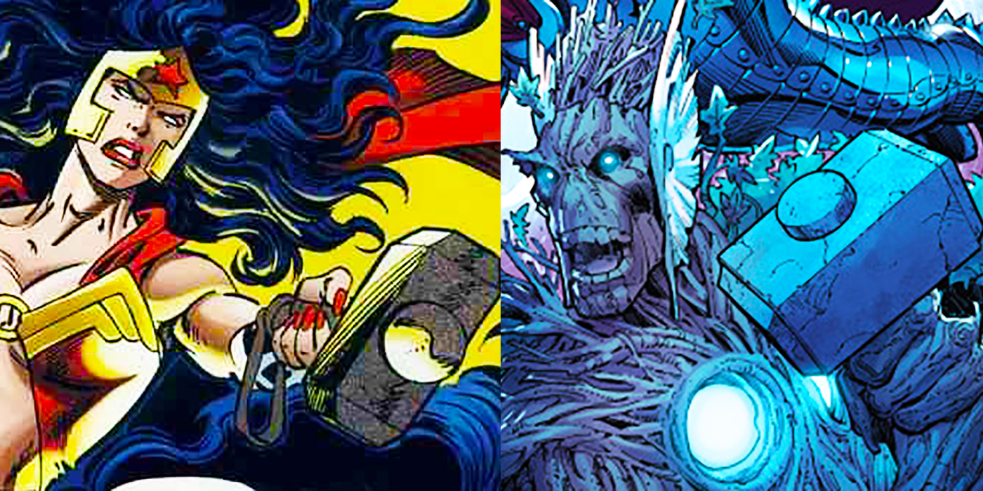 thor corps the 15 craziest versions of thor