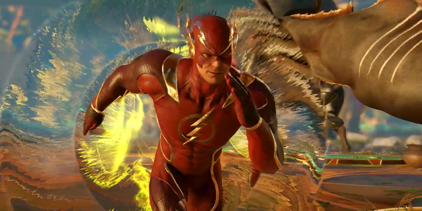 Image result for injustice 2 the flash