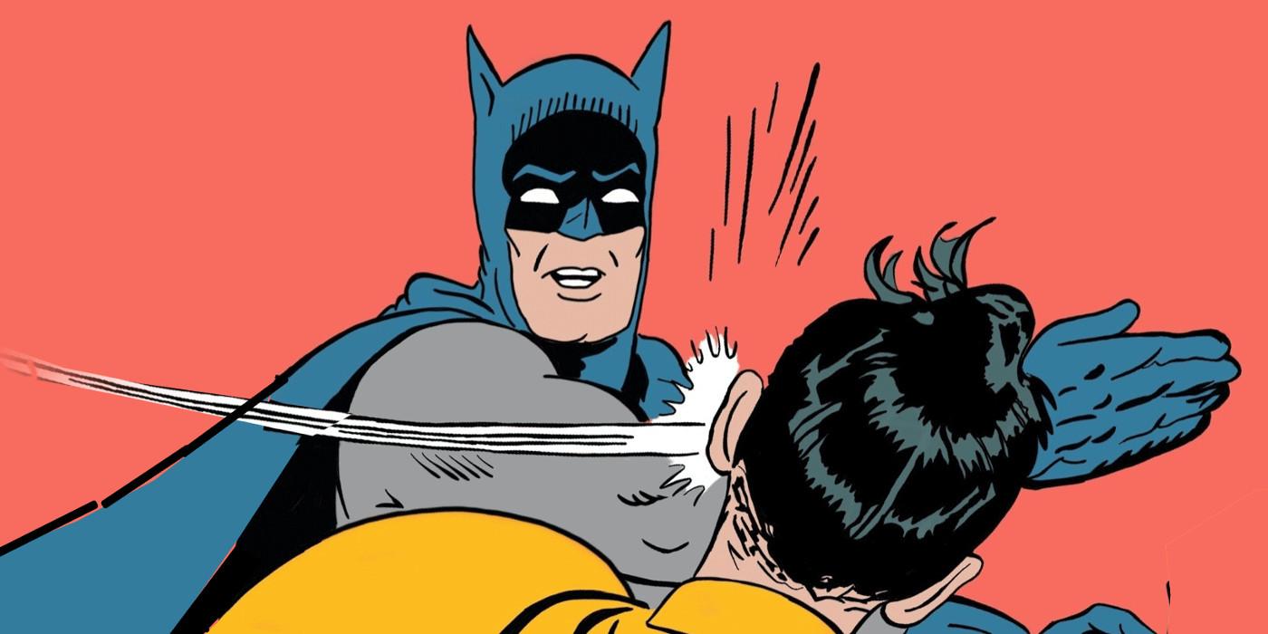 The 15 funniest superhero memes cbr - Image de batman et robin ...