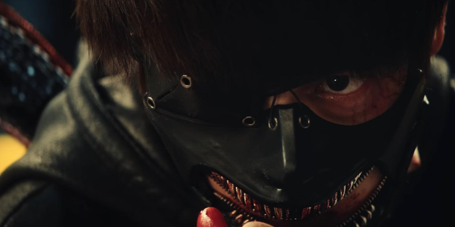 Google Tokyo Tokyo Ghoul Live Action Adaptation Gets First Trailer Cbr