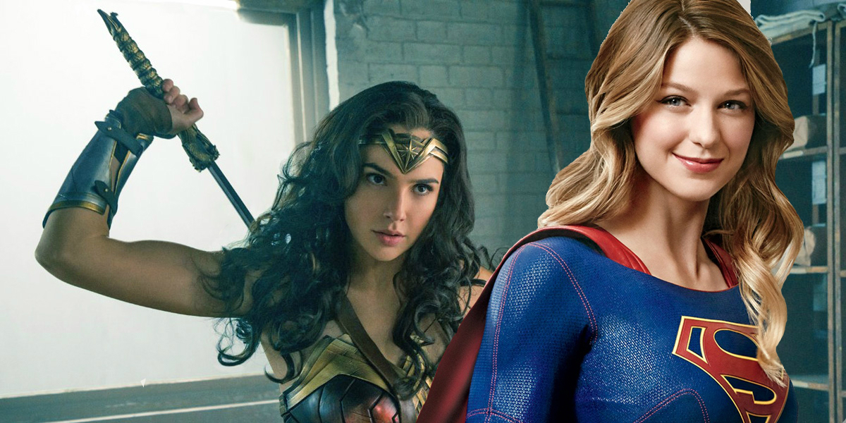 Supergirl's Success Informed Wonder Woman's Marketing