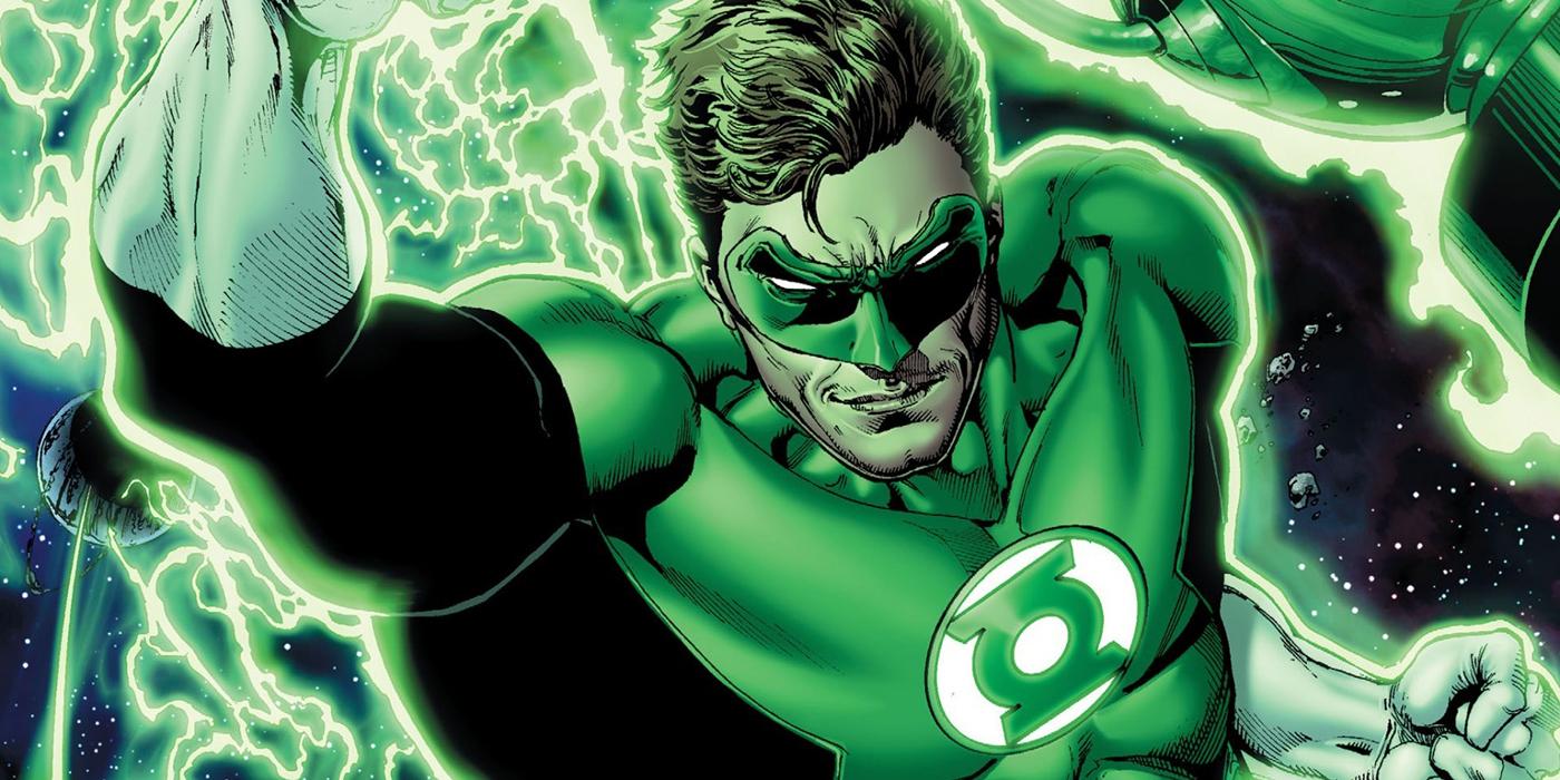 Hal Jordan Green Lantern by Ethan Van Sciver