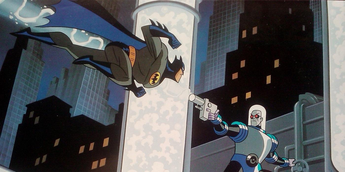 Batman Animated Series Stream