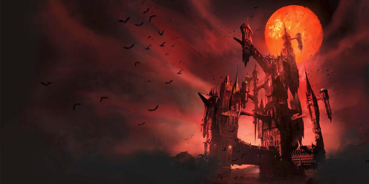 Netflixs Castlevania Reveals NES Box Art Inspired Promo Poster