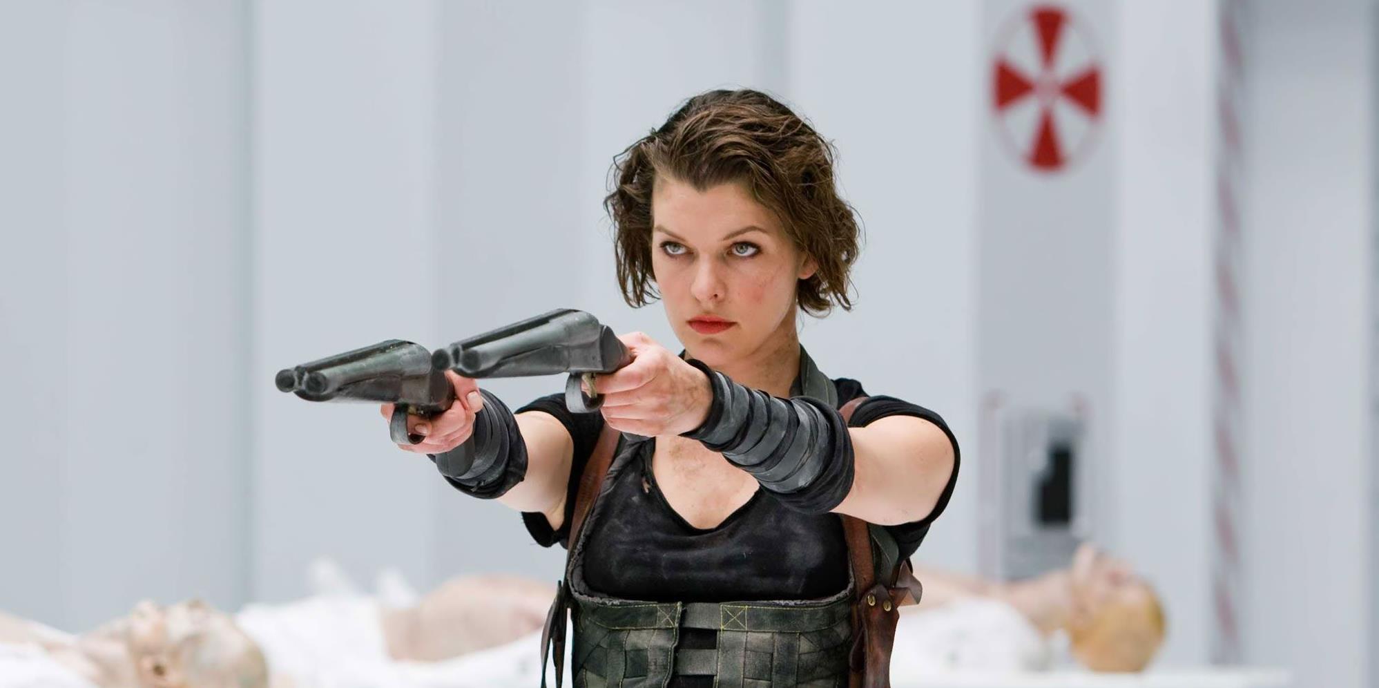 Jovovich Has Advice Fo... Milla Jovovich Resident Evil Movie