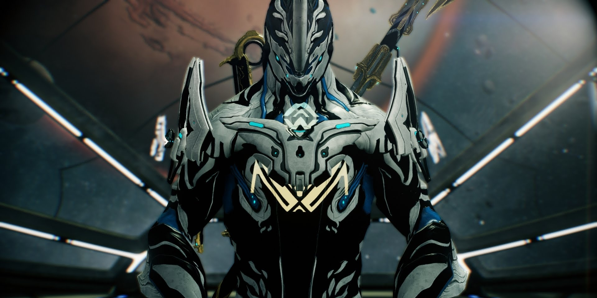Warframe Comic From Top Cow