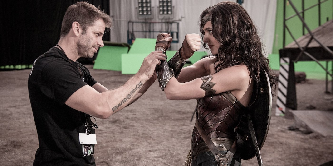 Charismatic actors. Forbidden Admission by Zack Snyder 7