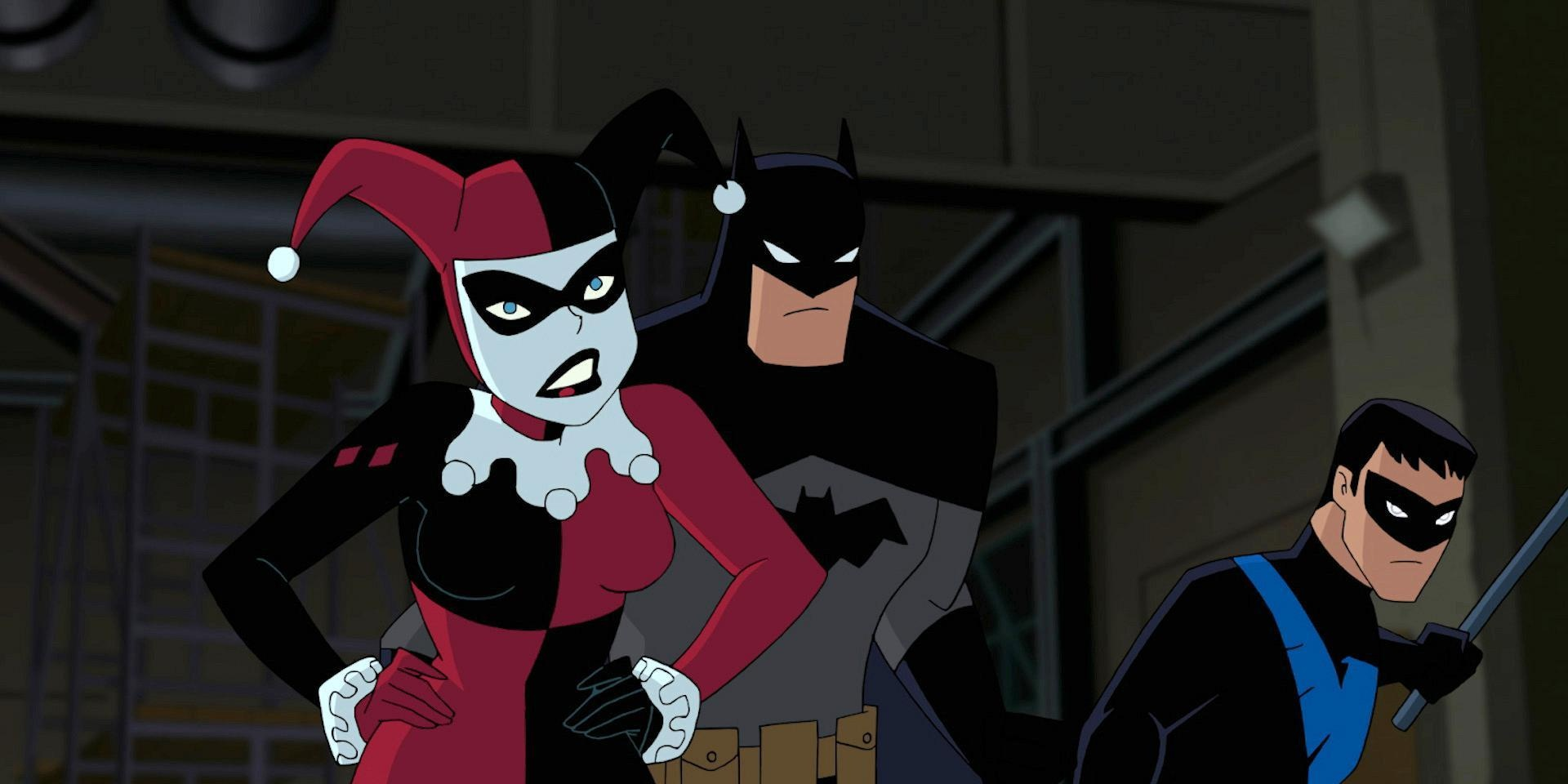 Everything You Need To Know About Batman And Harley Quinn