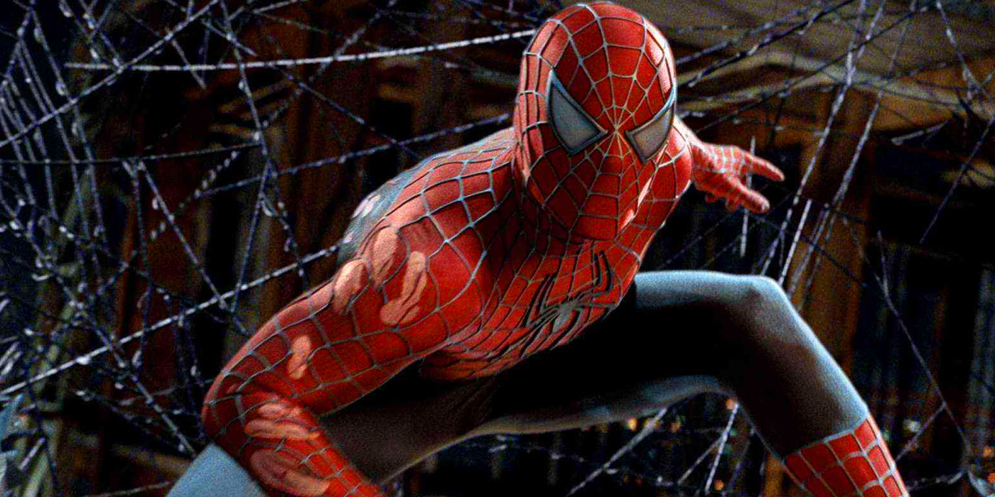 Image result for raimi spiderman