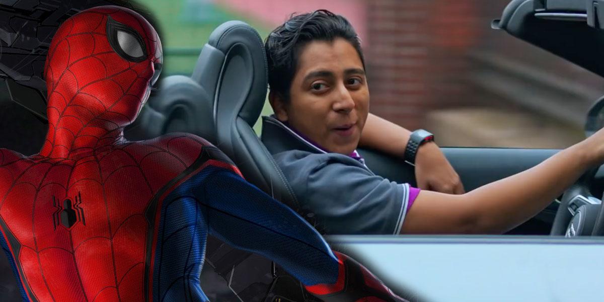 Spider Man Homecoming Star Updates Flash Thompson