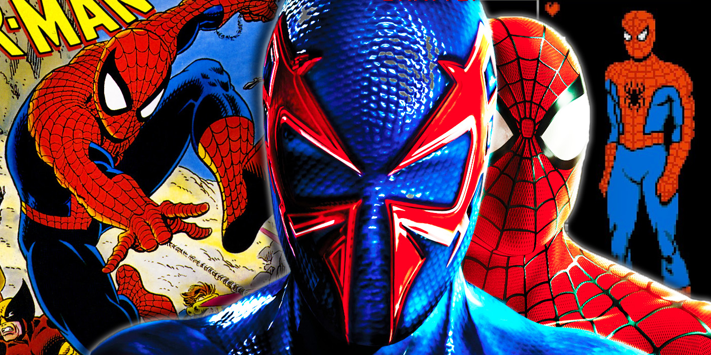Ranked: The 10 Best Spider-Man Video Games Of All Time