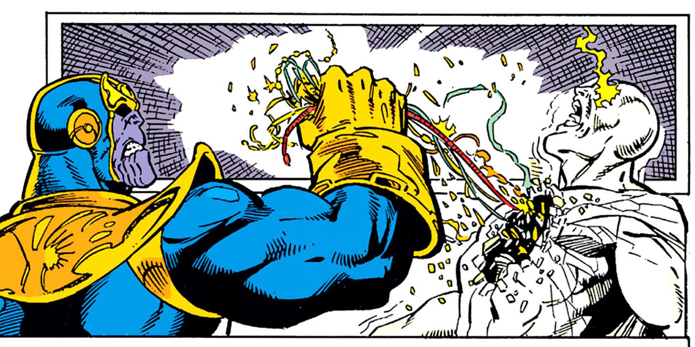 Infinity Gauntlet The 15 Most Brutal Deaths Cbr