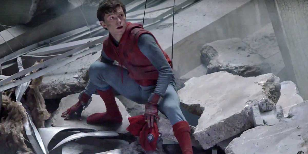 Tom Holland Reveals His Favorite Stunt From Spider-Man ...