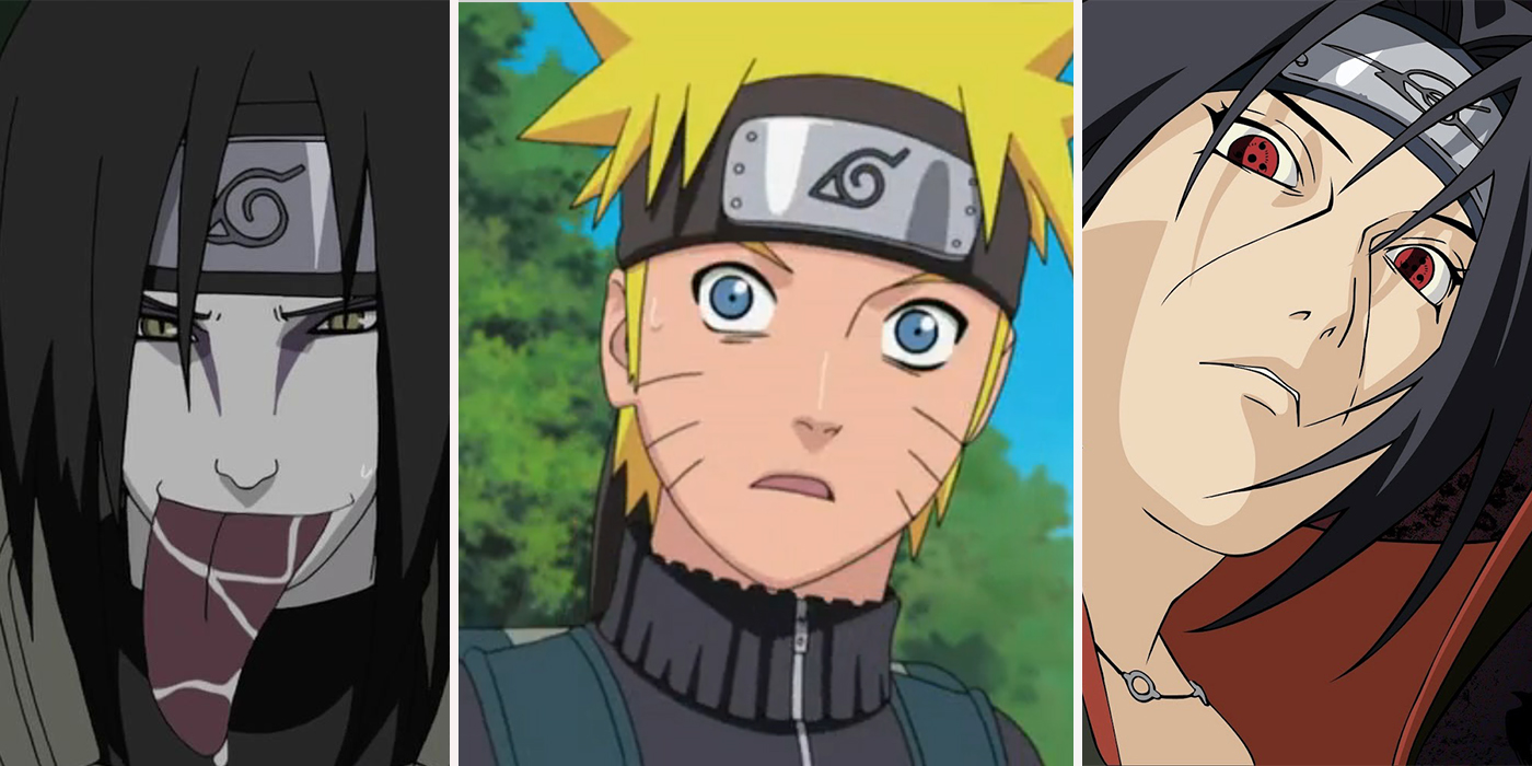 15 Most Shocking Moments In Naruto