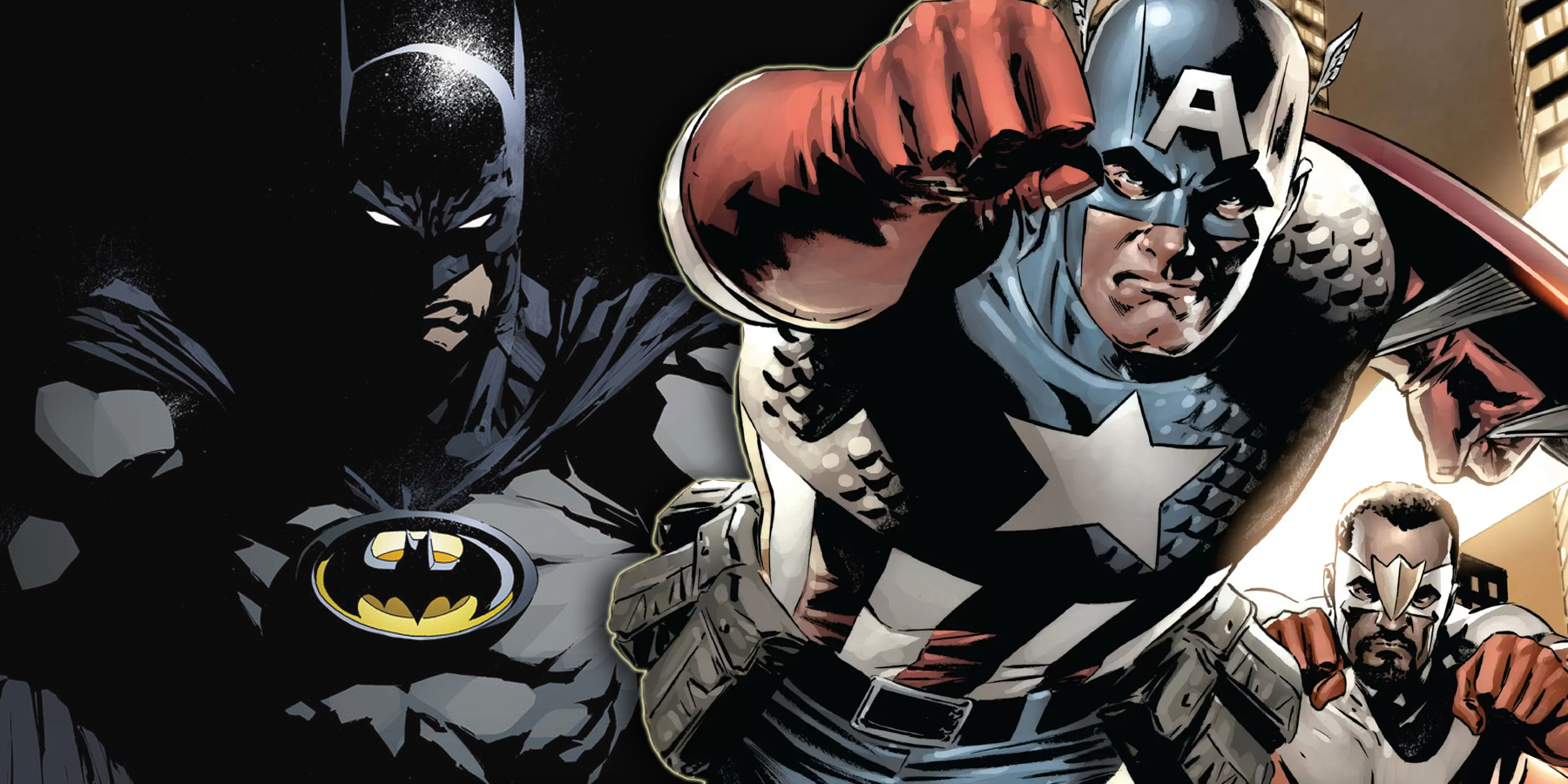 copycats 15 times marvel and dc ripped each other off cbr