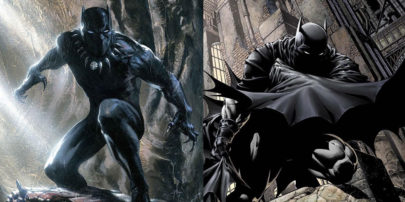 16 Reasons Black Panther Would Destroy Batman | CBR - photo#38