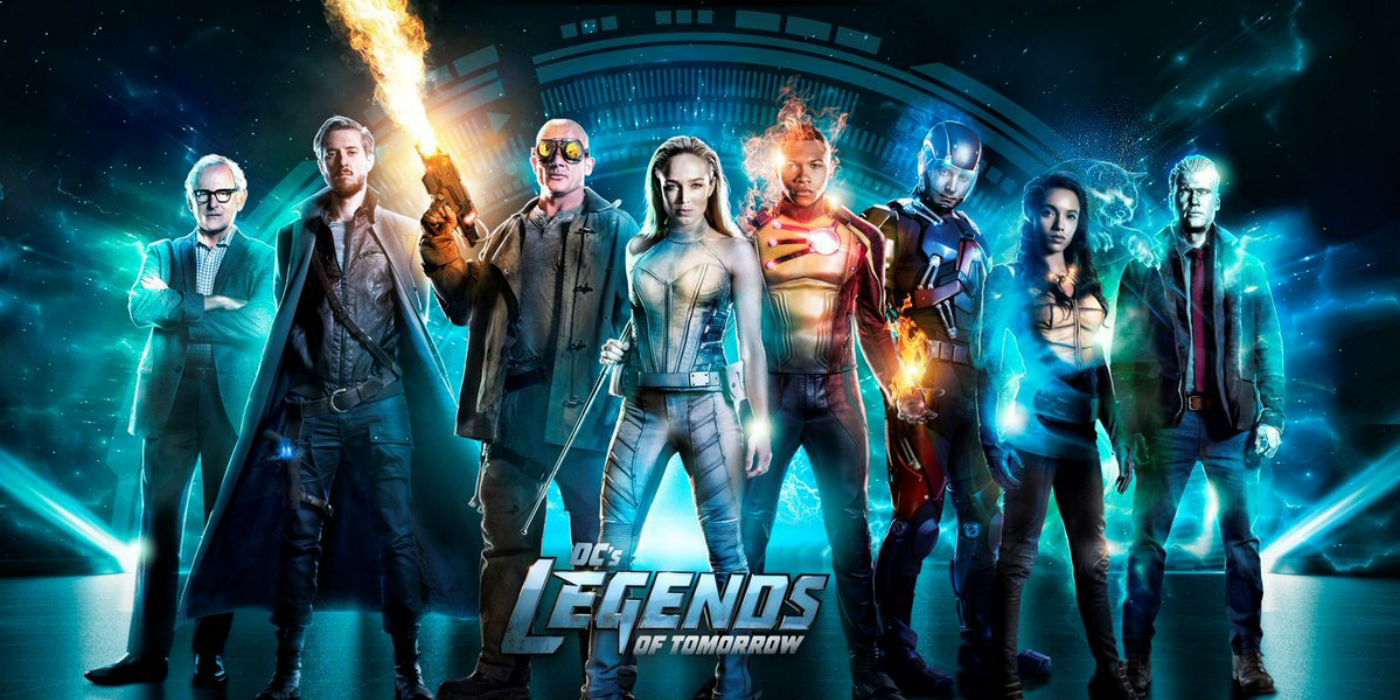 DC's Legends Of Tomorrow Cast, Crew Talk Season 3