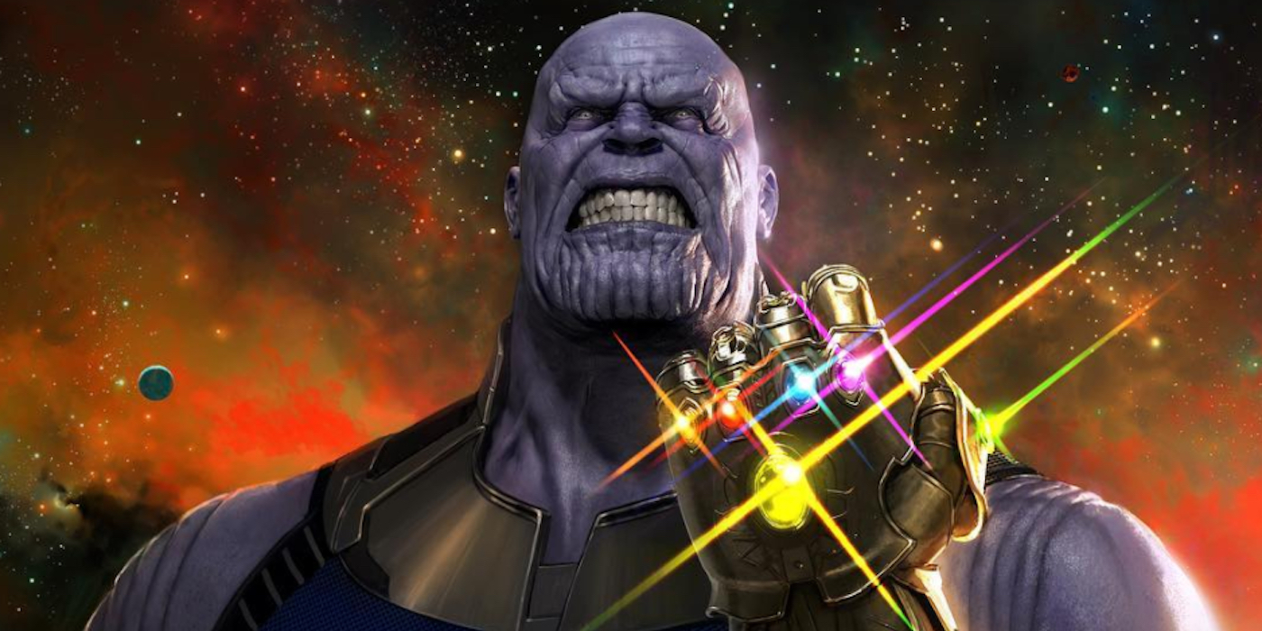 Why Thanos Doesn't Have Armor in Infinity War  Thanos