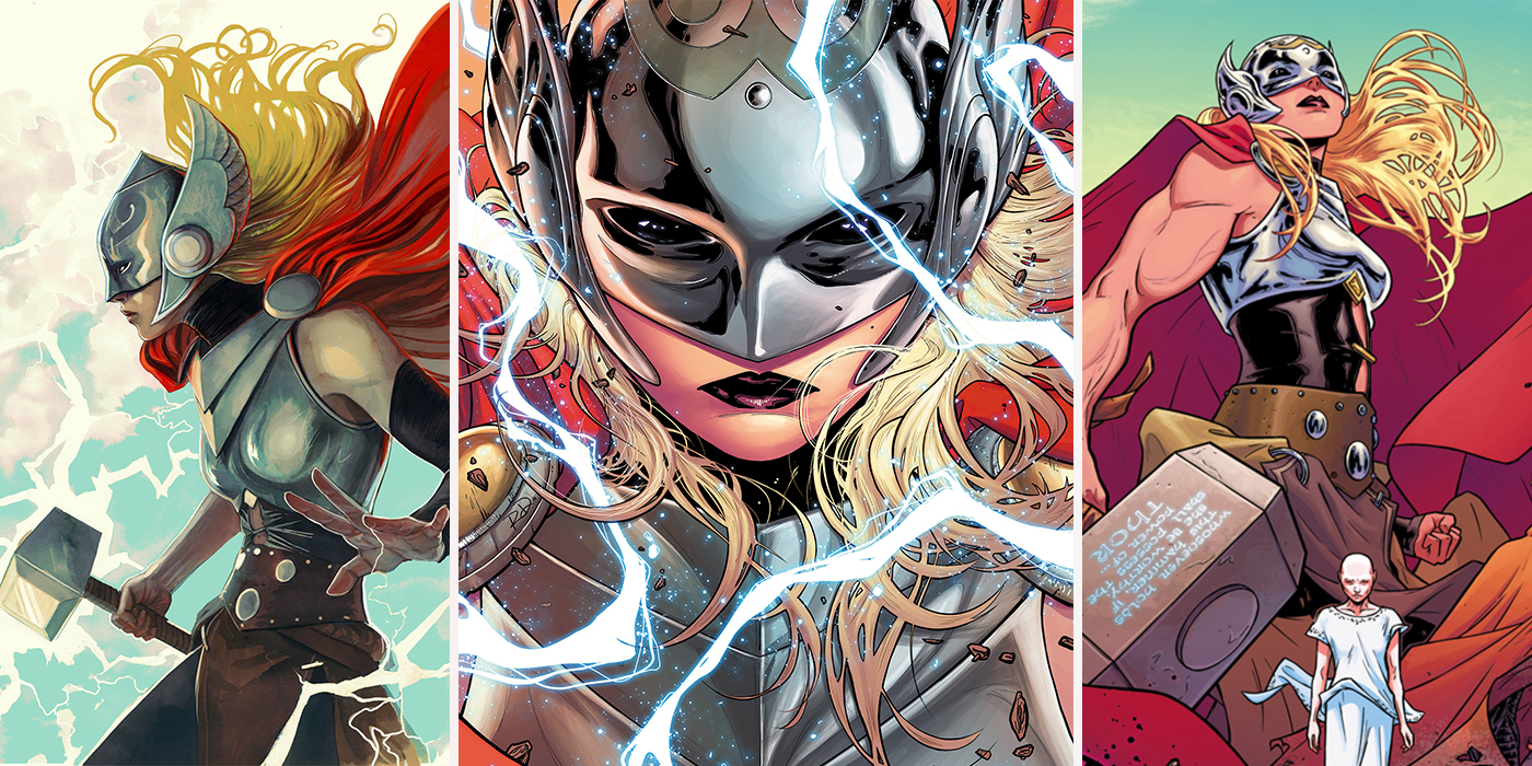 15 reasons why jane foster needs to be the mcu 39 s thor cbr