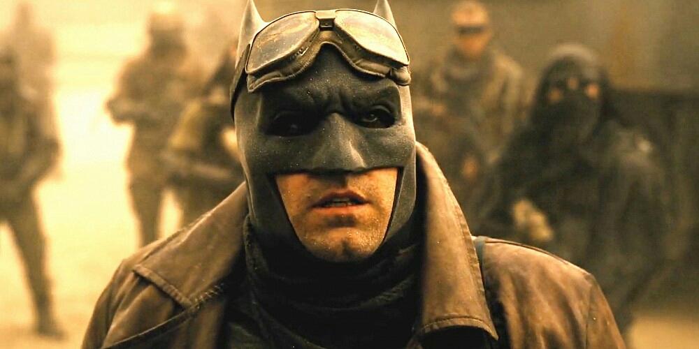 affleck knightmare batman