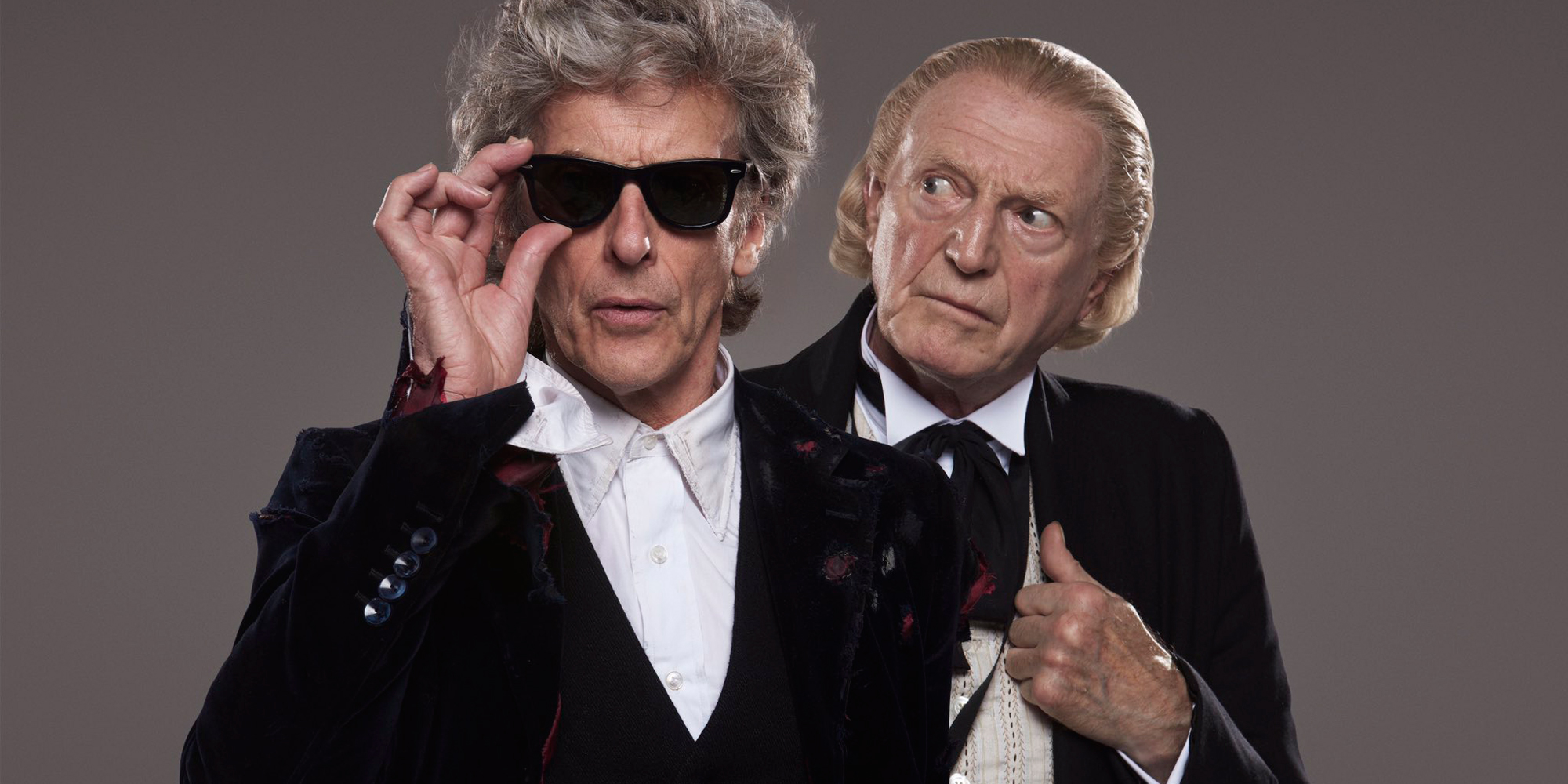 LOOK: Doctor Who: Christmas Special Teased in New Image