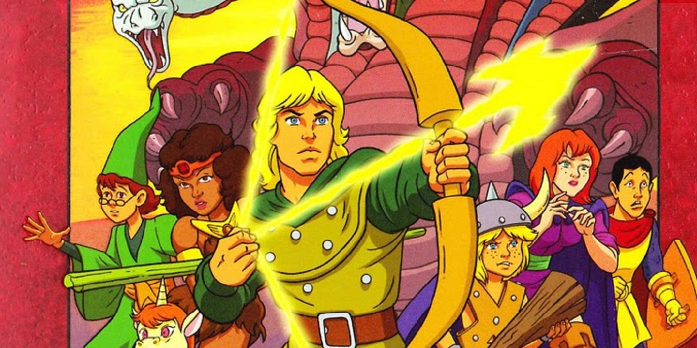 Did the Dungeons & Dragons TV Show Originally End With Everyone Dead?
