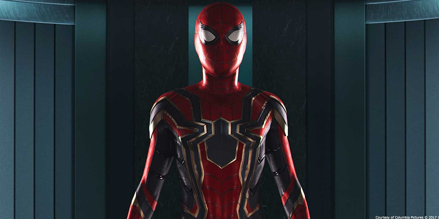 Spider-Man: Homecoming's Iron Spider Suit Was Created For ...