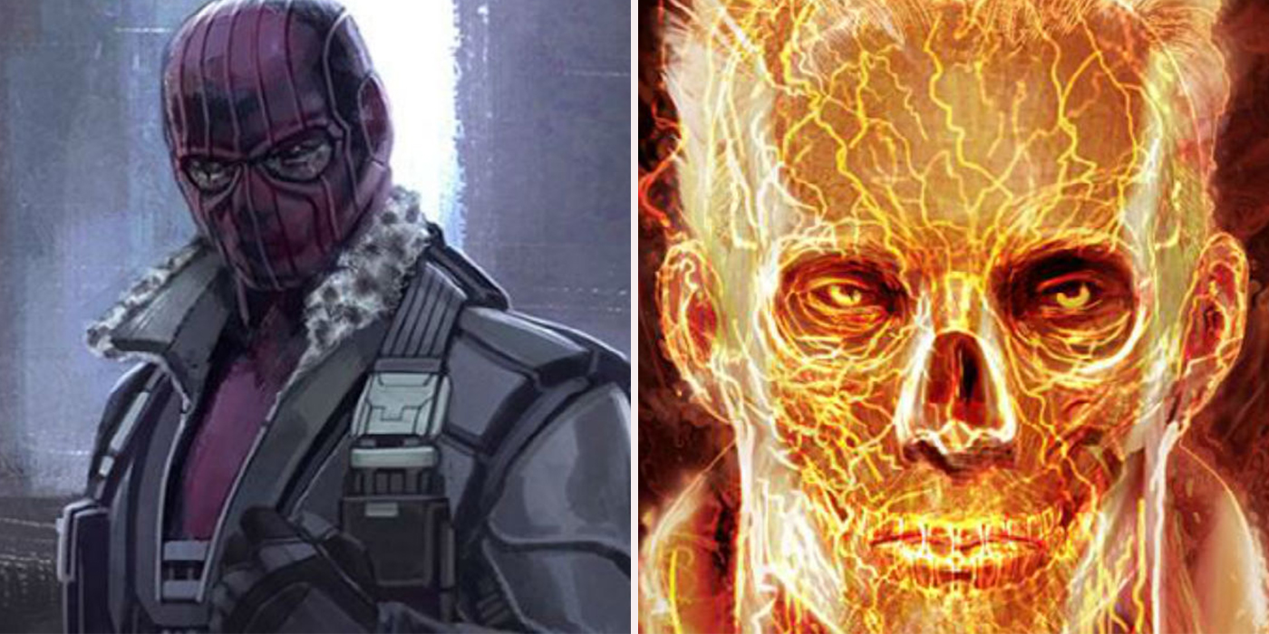15 Pieces Of Jaw-Dropping Unused MCU Concept Art