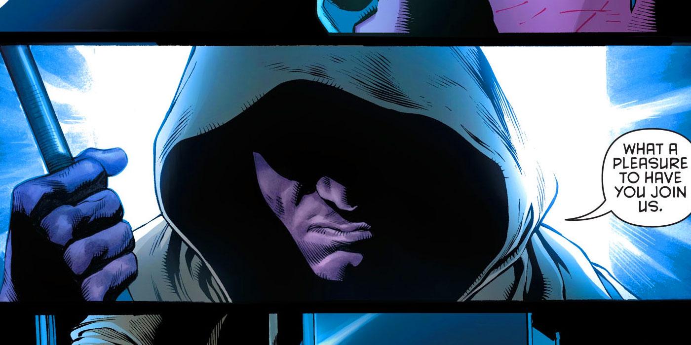 Who Is DC Comics Rebirth's Mr. Oz?