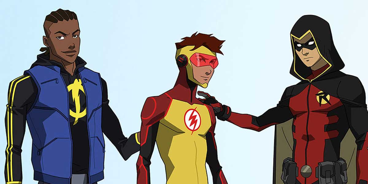 Character Design Young Justice : Young justice outsiders debuts new character designs cbr
