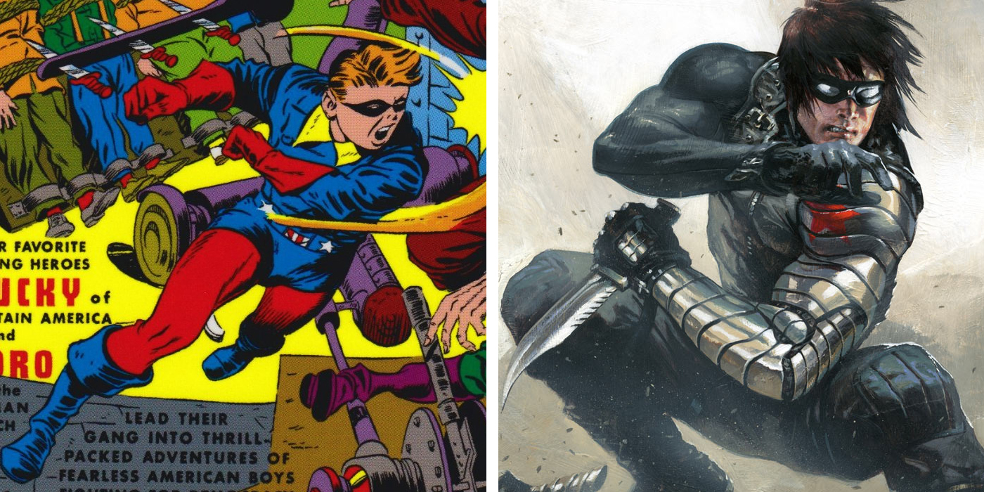 You've Changed: 15 Marvel Heroes Who Are Unrecognizable From Their Debut